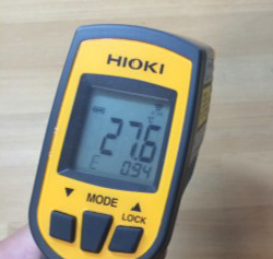 表面温度計