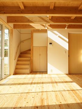 温熱環境を建築で整える