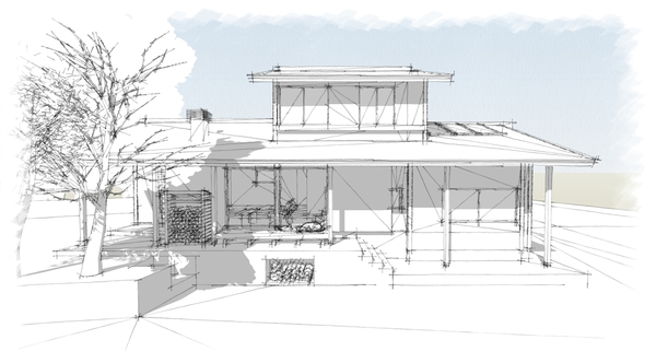 New Model House「たのし杉る家」について